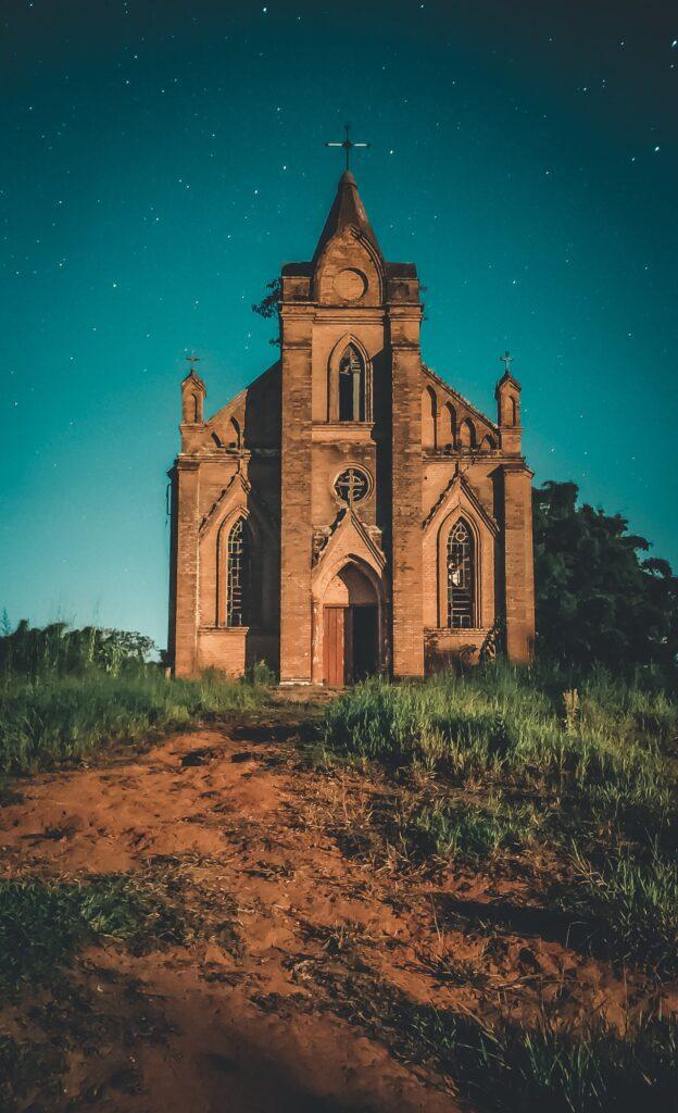 Rollespils kirke