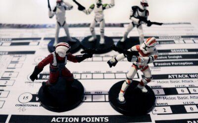 Forældre-questen: Husk at holde RPG-hobbyen i live når i får børn