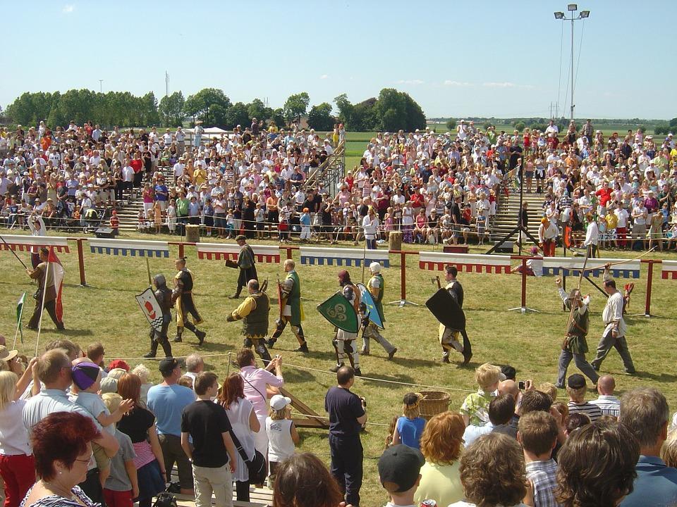 Middelalder turnering