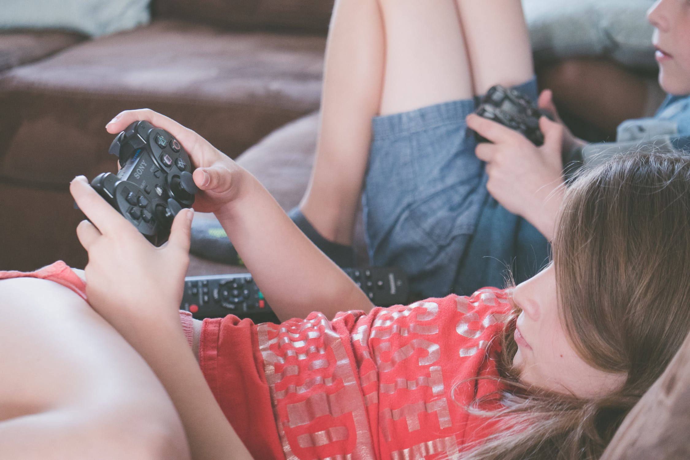 Hygge ved PlayStation