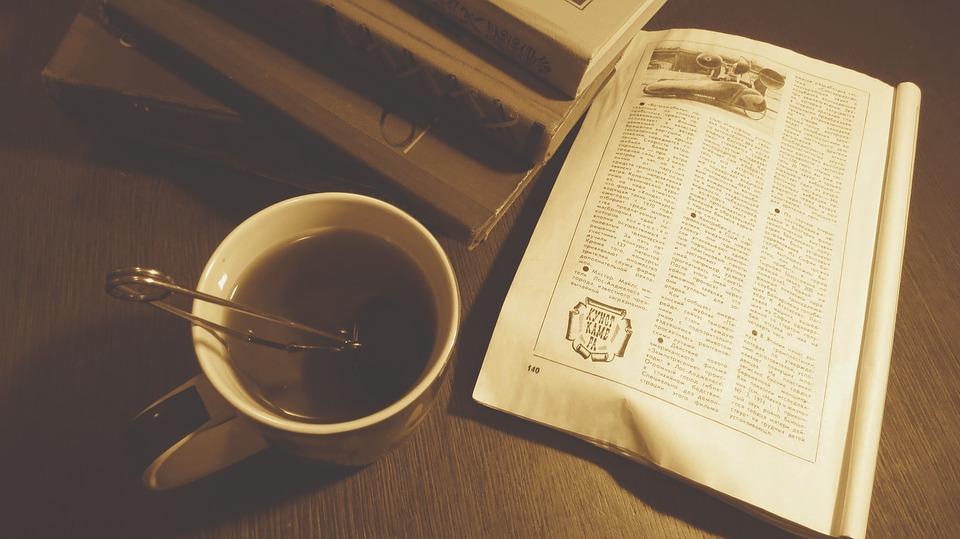Bog og te