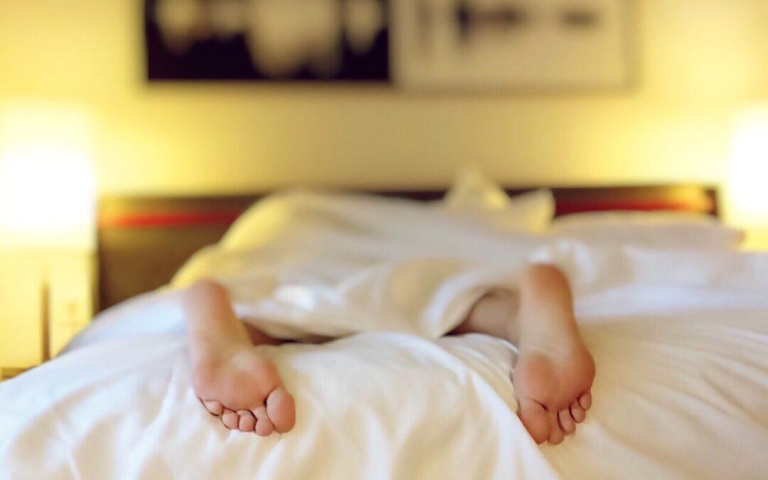 Som gamer har du brug for ordentlig nattesøvn